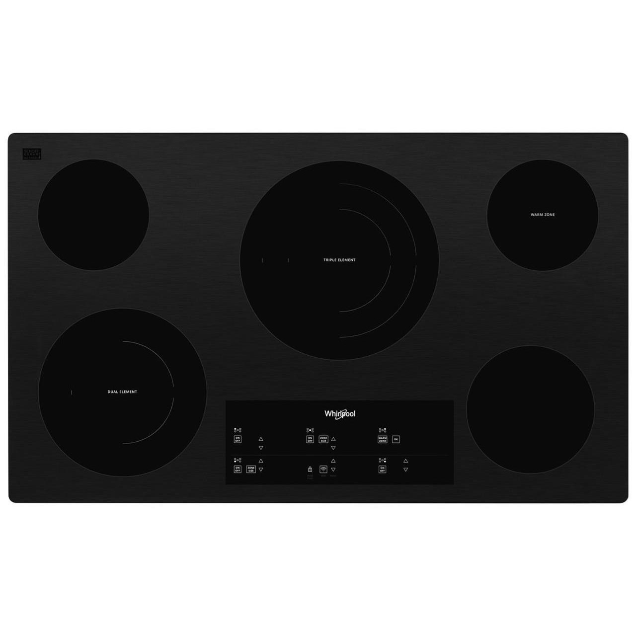 36-inch Electric Ceramic Glass Cooktop