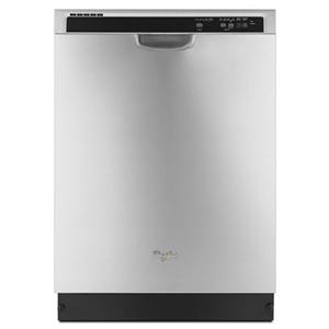 "Whirlpool Dishwashers - 2014 24"" Built-In Dishwasher"