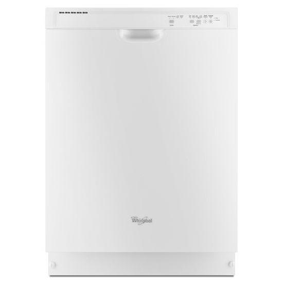 "Whirlpool Dishwashers - 2014 24"" Built-In Dishwasher - Item Number: WDF520PADW"