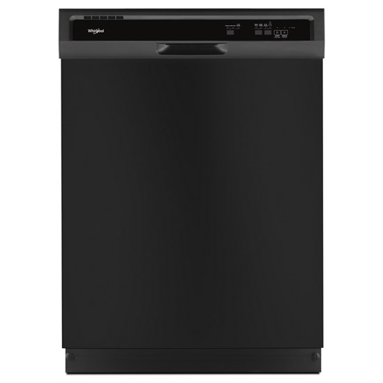 Whirlpool Heavy Duty Dishwasher With 1 Hour Wash Cycle