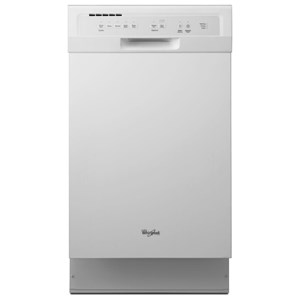 Whirlpool Dishwashers - Whirlpool Compact Tall Tub Dishwasher