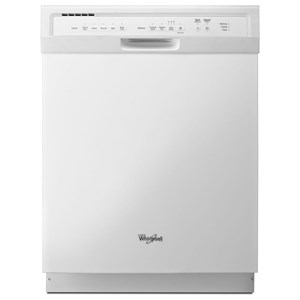 Whirlpool Dishwashers - Whirlpool Stainless Steel Tub Dishwasher