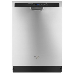 Whirlpool Dishwashers - Whirlpool Dishwasher with Adaptive Wash Technology