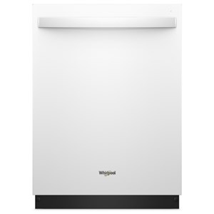 Whirlpool Dishwashers - Whirlpool Dishwasher with Sensor Cycle