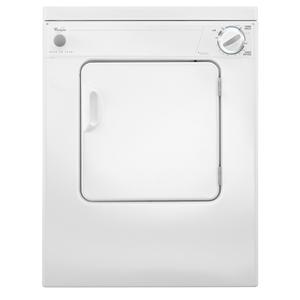 3.4 Cu. Ft. Front Load Electric Compact Drye
