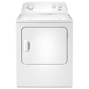 Whirlpool Electric Front Load Dryers 7.0 cu. ft. Top Load Paired Dryer