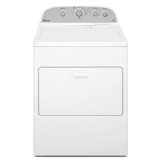 Electric Front Load Dryers 7.0 cu. ft. High-Efficiency Electric Dryer by Whirlpool at Furniture Fair - North Carolina