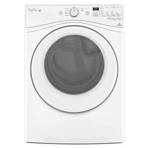Whirlpool Electric Front Load Dryers - 2014 7.4 cu. ft. Duet® High Efficiency Front Load