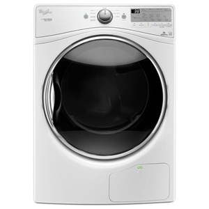 Whirlpool Electric Front Load Dryers 7.4 cu. ft. HybridCare™ True Ventless Dryer
