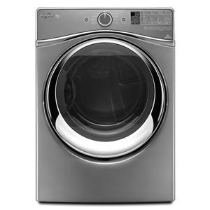 Whirlpool Electric Front Load Dryers - 2014 7.4 cu. ft. Duet® Electric Steam Dryer