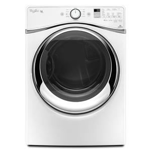 Whirlpool Electric Front Load Dryers 7.4 cu. ft. Duet® Electric Steam Dryer