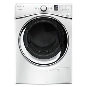 Whirlpool Electric Front Load Dryers - 2014 7.3 cu ft. HybridCare™ Ventless Duet® Dryer