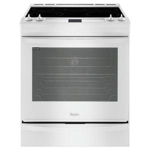 Whirlpool Electric Ranges 6.2 cu. ft. Slide-In Electric Stove