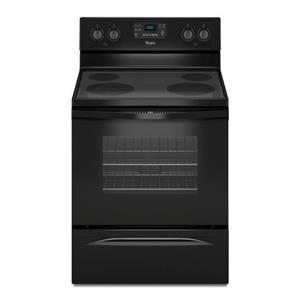 Whirlpool Electric Ranges 5.3 Cu. Ft. Freestanding Electric Range