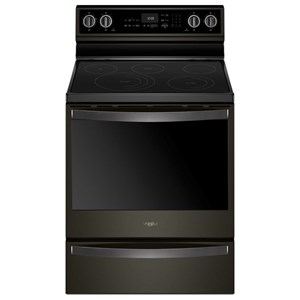 6.4 Cu.Ft. Smart Freestanding Electric Range