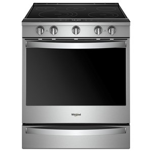 6.4 Cu. Ft. Smart Slide-in Electric Range