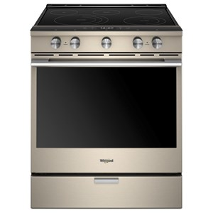 6.4 Cu. Ft. Smart Electric Range