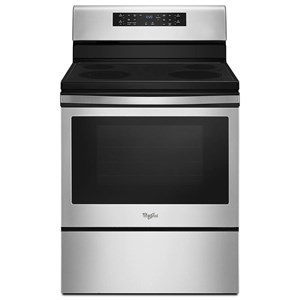 Whirlpool Electric Ranges 5.3 Cu. Ft. Electric Freestanding Range