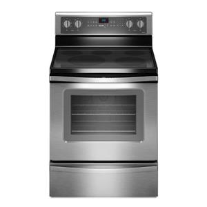 Whirlpool Electric Ranges 5.3 Cu. Ft. Electric Oven Range