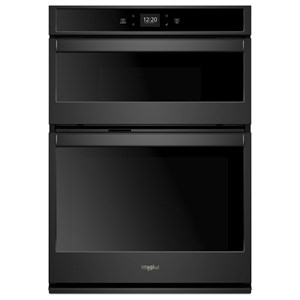 Whirlpool Electric Wall Ovens - Whirlpool 6.4 cu. ft. Smart Combination Wall Oven