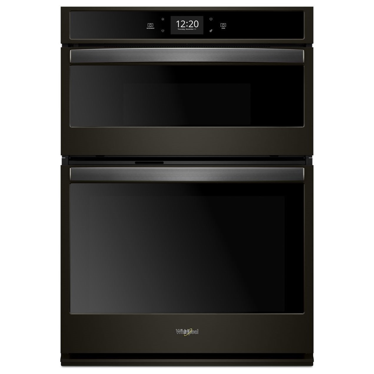5 7 Cu Ft Smart Combination Wall Oven