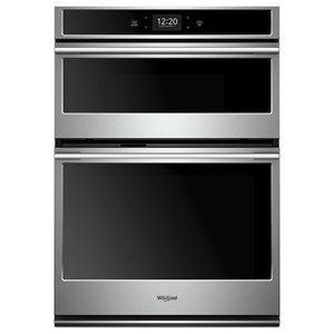 6.4 cu. ft. Smart Combination Wall Oven