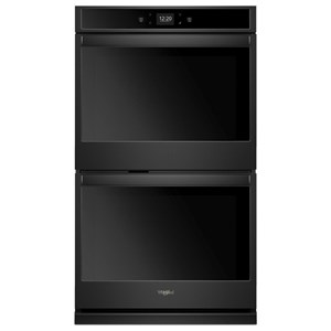 8.6 cu. ft. Smart Double Wall Oven