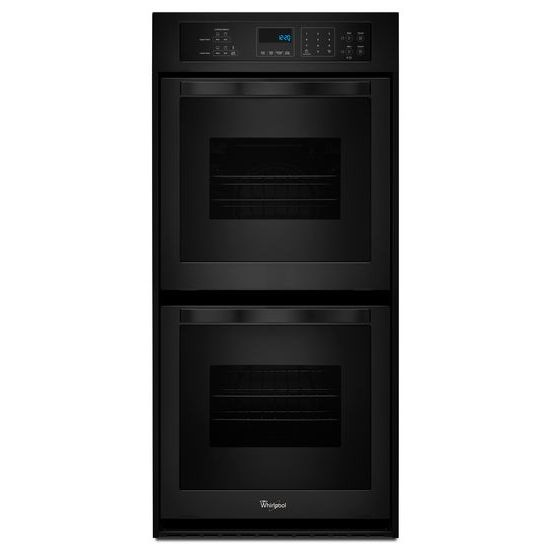 Whirlpool Electric Wall Ovens - Whirlpool 6.2 Cu. Ft. Double Wall Oven - Item Number: WOD51ES4EB