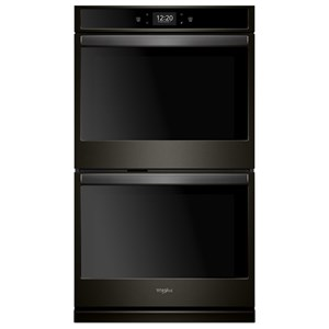 Whirlpool Electric Wall Ovens - Whirlpool 8.6 cu. ft. Smart Double Wall Oven