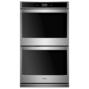 10.0 cu. ft. Smart Double Wall Oven