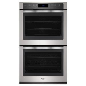 Whirlpool Electric Wall Ovens - Whirlpool 10.0 cu. ft. Double Wall Oven