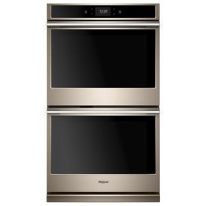 10.0 cu. ft. Smart Double Wall Oven with Tru