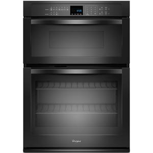 "Whirlpool Electric Wall Ovens 30"" Wall Oven and Microwave Combination"
