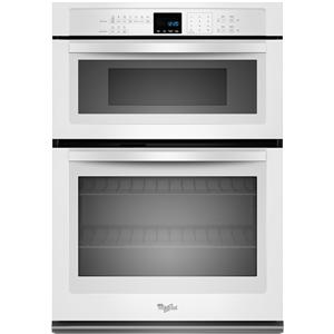 """Whirlpool Electric Wall Ovens 30"""" Wall Oven and Microwave Combination"""