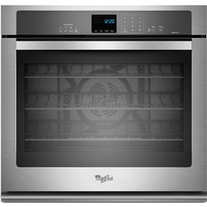 "Whirlpool Electric Wall Ovens 27"" Electric Single Oven"