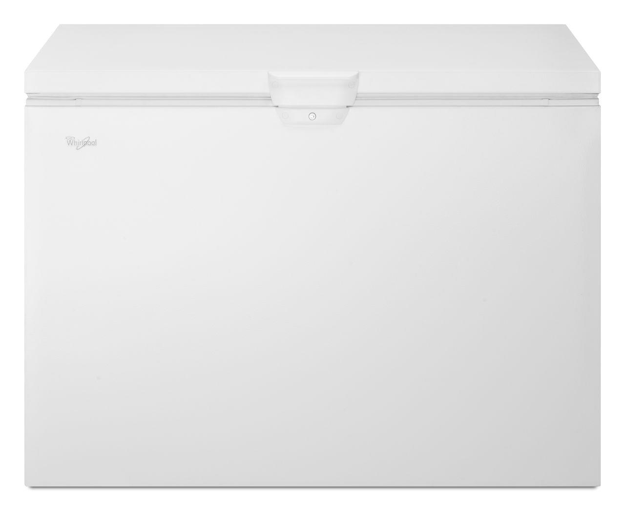 Whirlpool Freezer Chest 15 cu. ft. Chest Freezer - Item Number: WZC3115DW