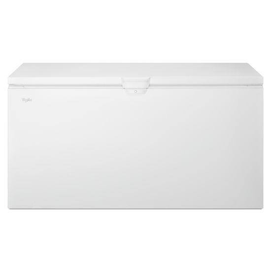 Whirlpool Freezer Chest 22 cu. ft. Chest Freezer - Item Number: WZC3122DW
