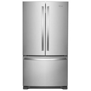 """Whirlpool French Door Refrigerators 36"""" French Door Refrigerator"""