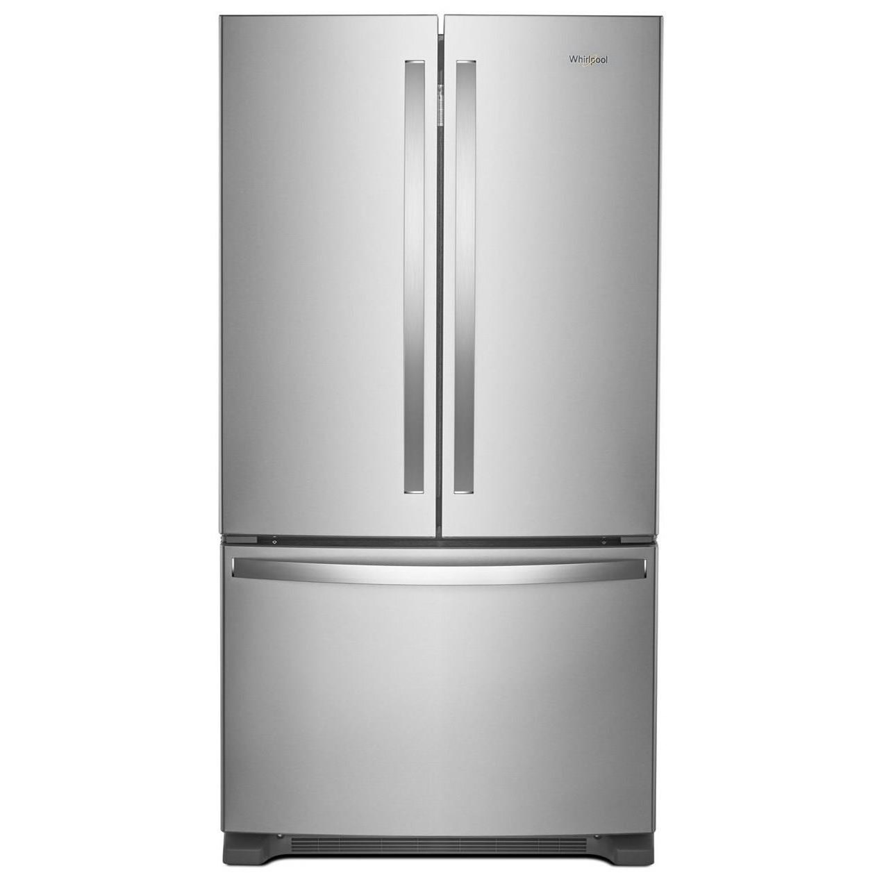 Whirlpool French Door Refrigerators 36-inch Wide French Door Refrigerator - Item Number: WRF535SWHZ
