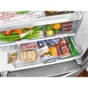 Whirlpool French Door Refrigerators 36-inch Wide French Door Refrigerator with Infinity Slide Shelves - 32 cu. ft.