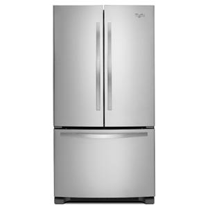 Whirlpool French Door Refrigerators 25 cu. ft. French Door Refrigerator