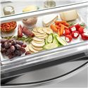 Whirlpool French Door Refrigerators 19.6 Cu. Ft. French-Door Refrigerator with Exterior Dispenser - Full-width Pantry with Temperature Controls