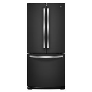Whirlpool French Door Refrigerators 19.6 Cu. Ft. French-Door Refrigerator