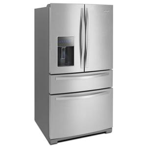 Whirlpool French Door Refrigerators 28 cu. ft. 4-Door French Door Refrigerator