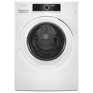 "Whirlpool Front Load Washers 1.9 u. ft. 24"" Compact Washer"