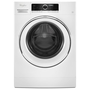 "Whirlpool Front Load Washers 2.3 Cu. Ft. 24"" Compact Washer"