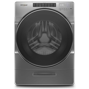 4.5 Cu. Ft. Closet-Depth Front Load Washer
