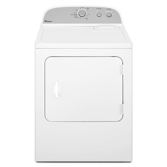 Whirlpool Gas Dryers 7.0 cu. ft. Top Load Gas Dryer - Item Number: WGD4815EW