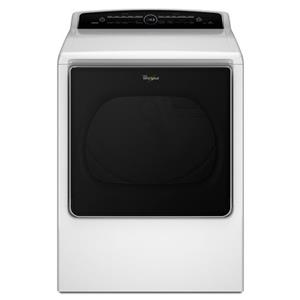 Whirlpool Gas Dryers 8.8 cu. ft. Cabrio® HE Gas Steam Dryer
