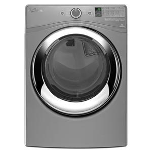 Whirlpool Gas Dryers 7.4 cu. ft. Duet® Front Load Gas Steam Dryer
